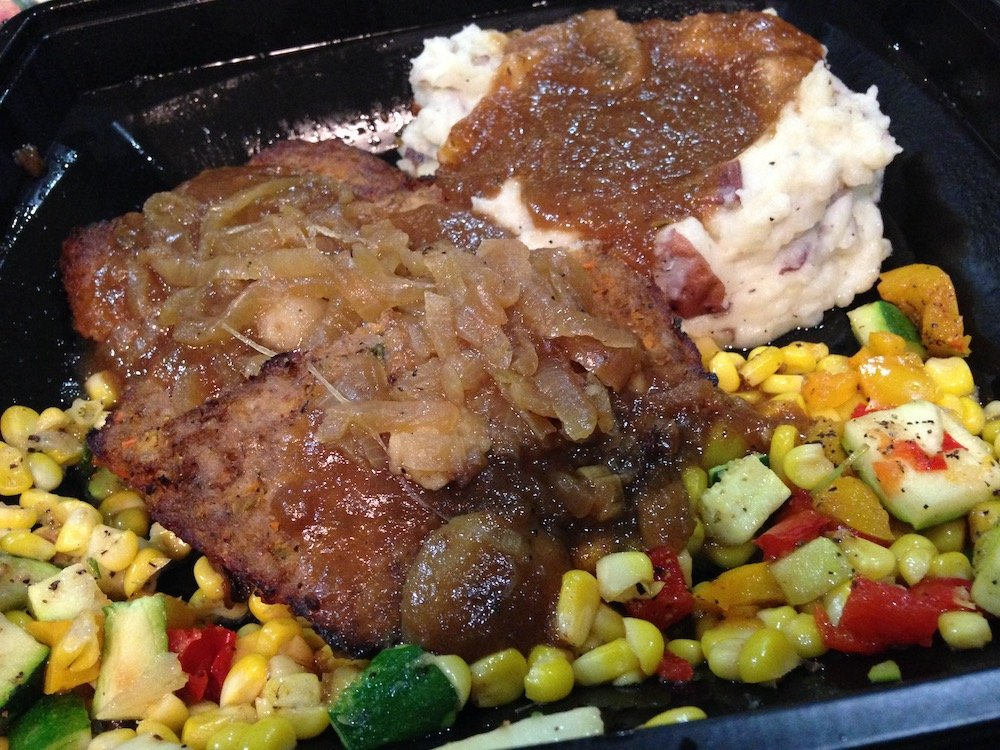 Cheesecake Factory Meatloaf