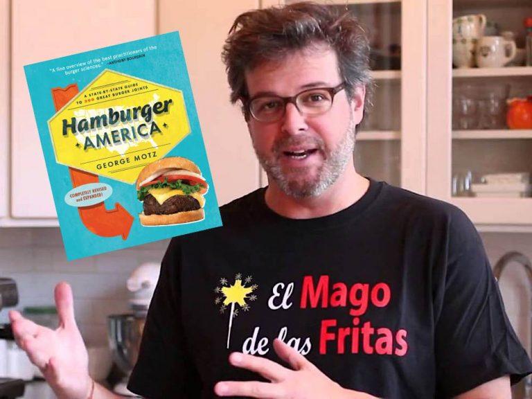 George Motz's Hamburger America Book