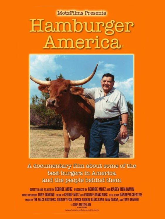 Hamburger America Film Poster