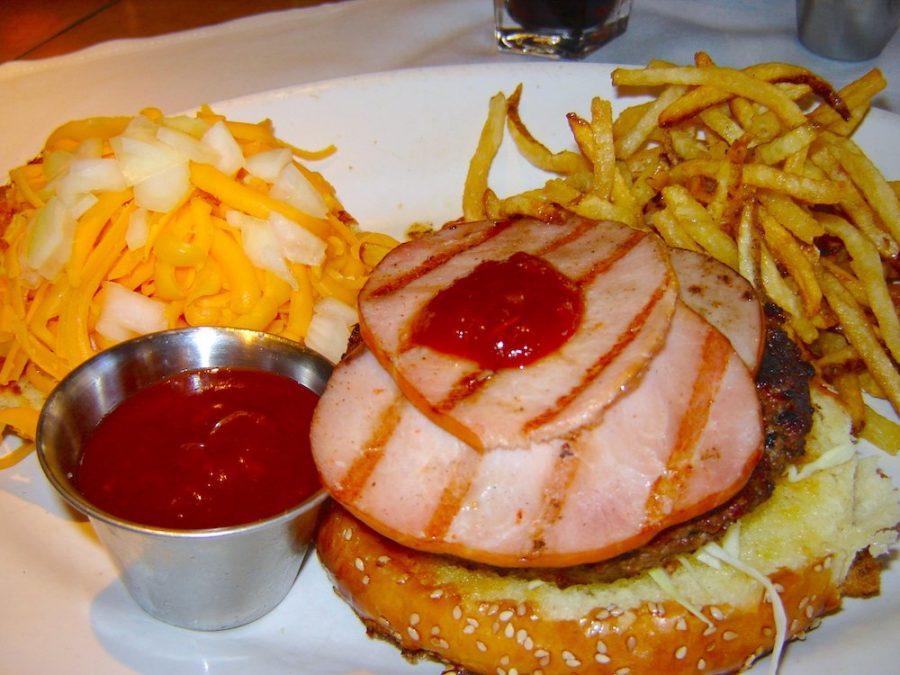 Houstons Hickory Burger