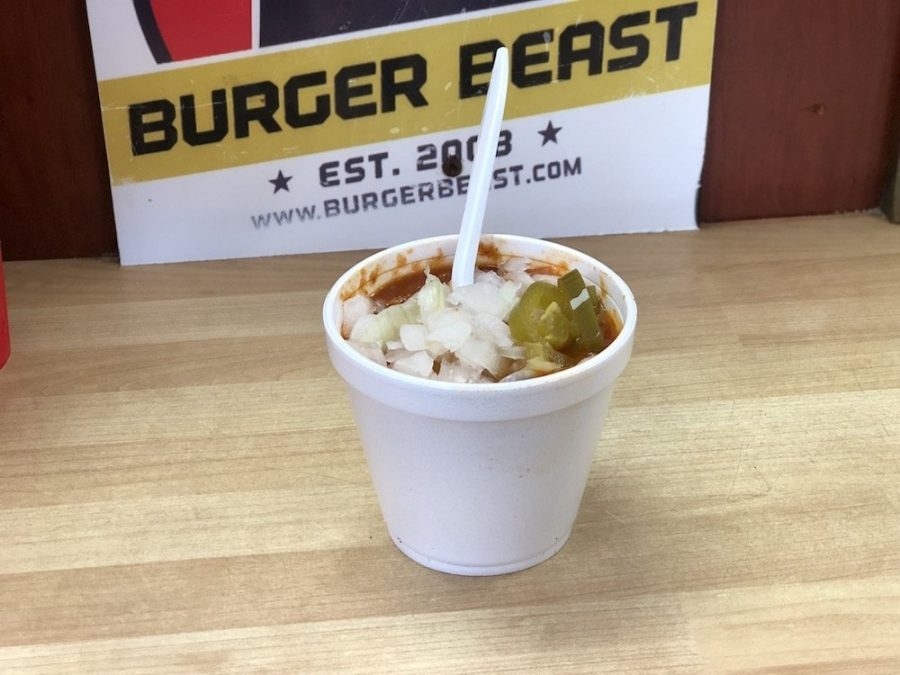 Arbetter's Famous All Beef Chili