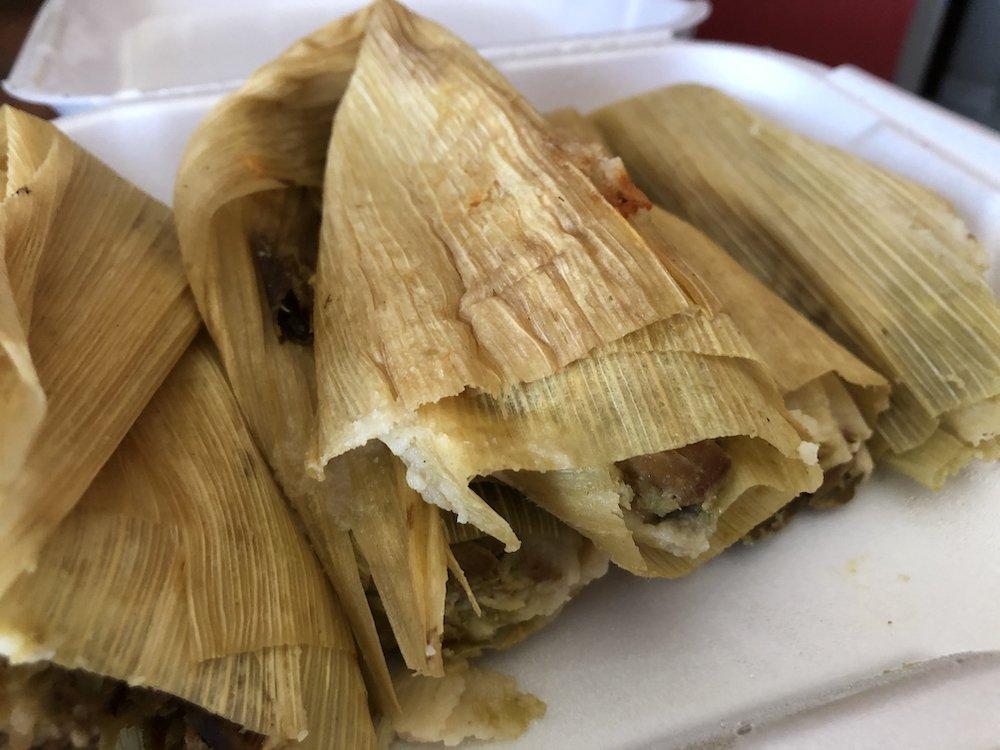 Mi Rinconcito Mexicano Tamales