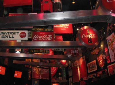 World of Coca-Cola & Georgia Aquarium