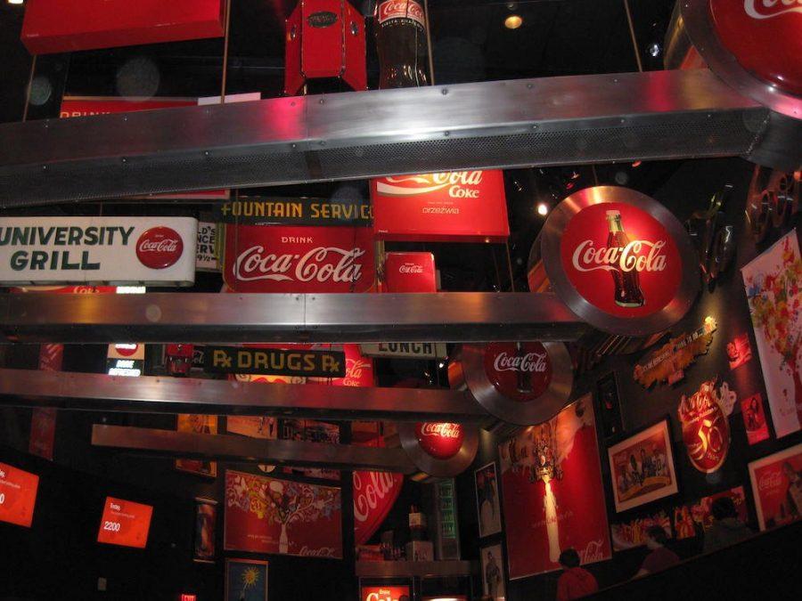 World Of Coke Main Room