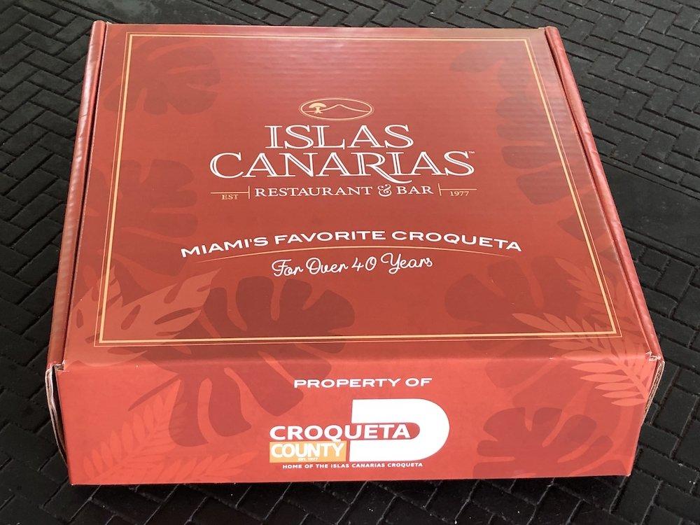 Croqueta County - Islas Canarias