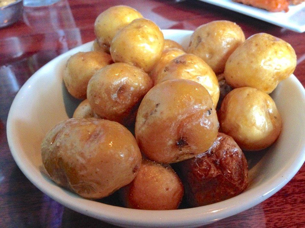 Al Carbon Miami Yellow Potatoes