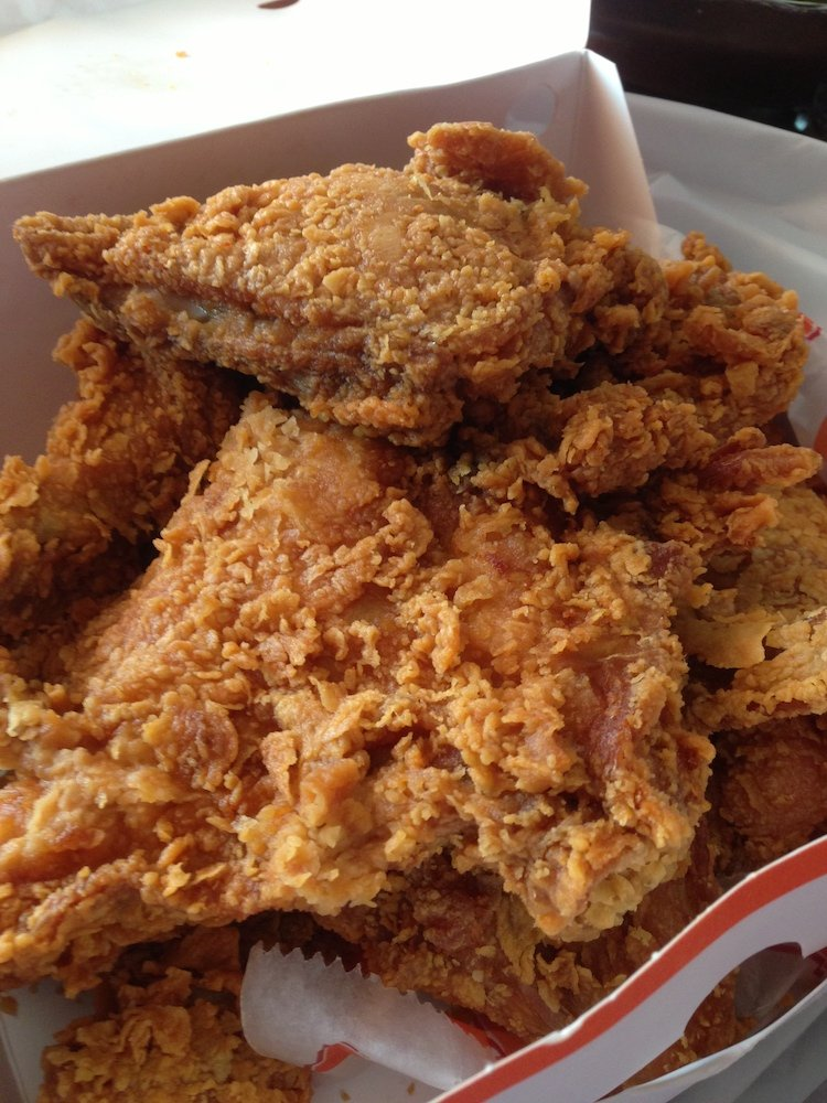 Popeye's Spicy Fried Chicken