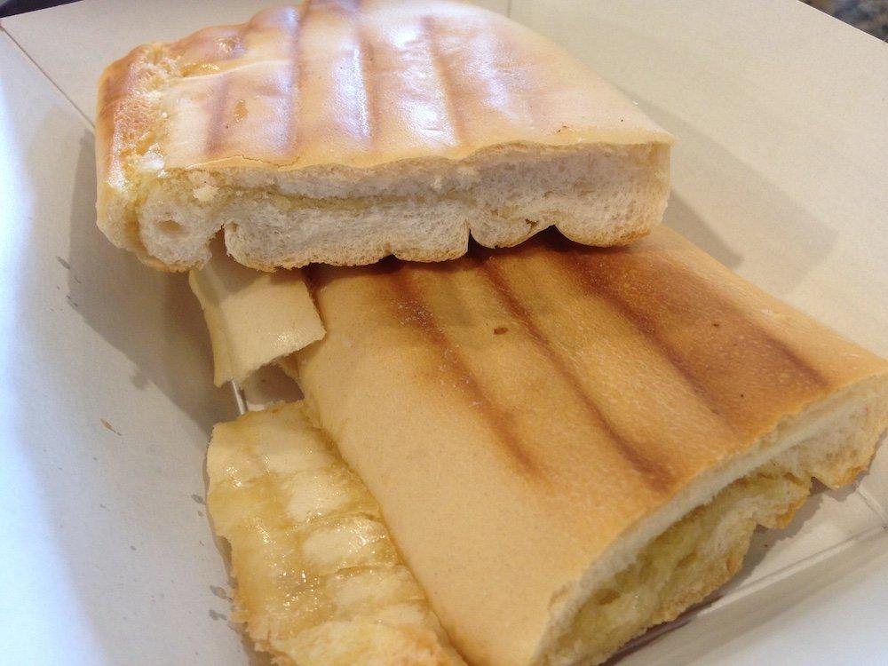 Tostadas aka Buttered Cuban Toast