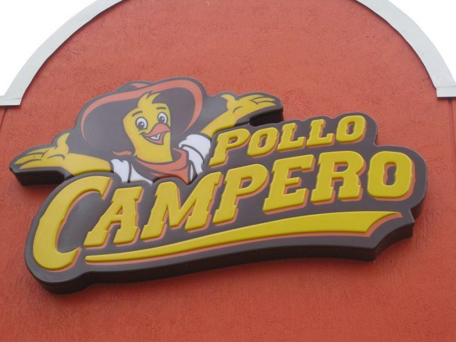 Pollo Campero Sign