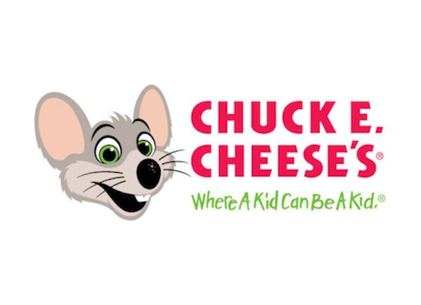 Current Chuck E. Cheese Logo