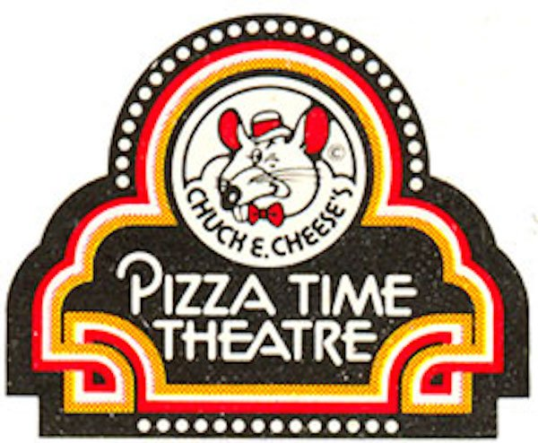 Chuck E Cheese Pizza Time Theatre