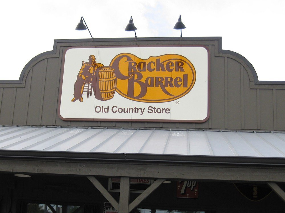 Cracker Barrel in Florida City, Florida