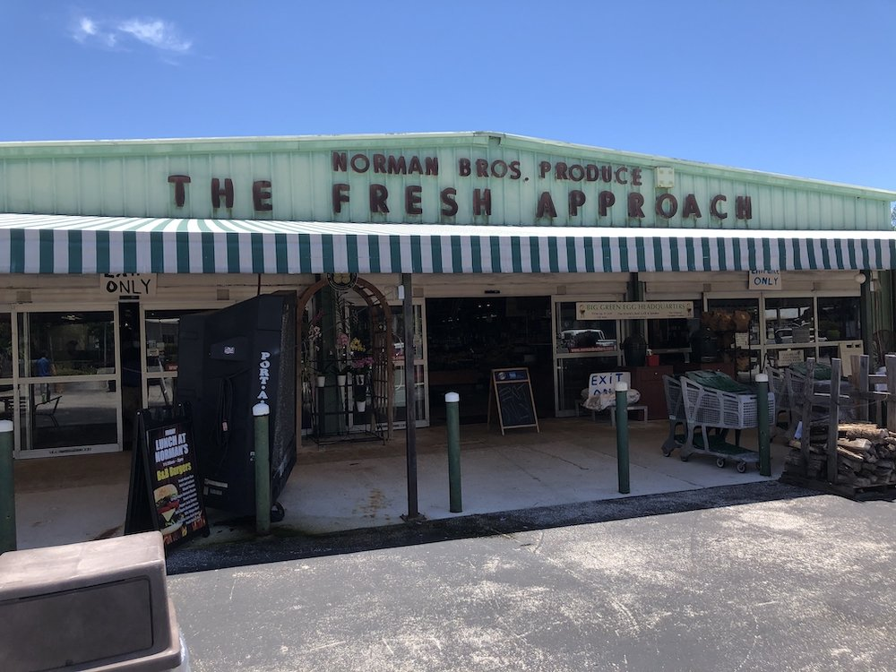 Norman Brothers Produce Building