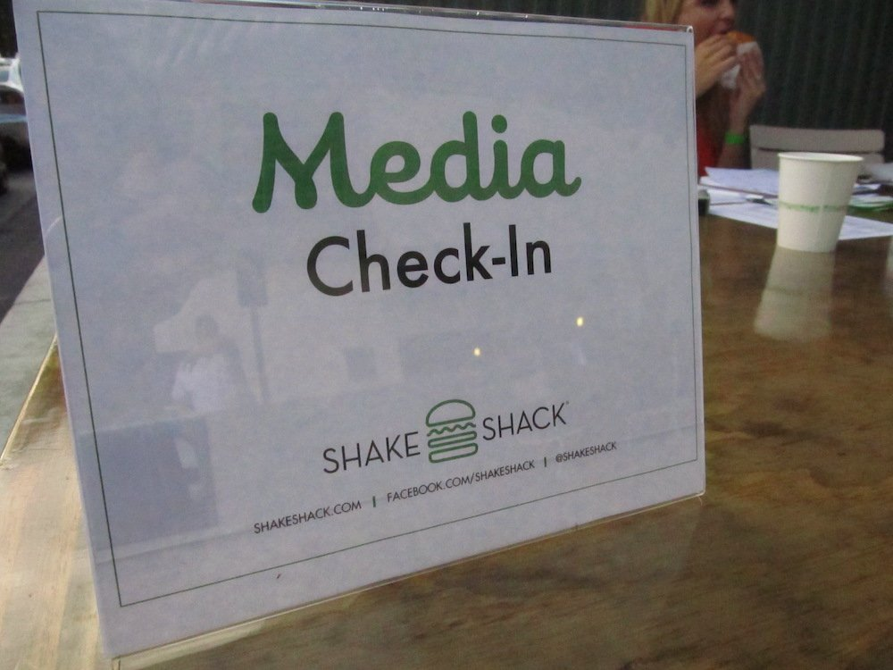 Shake Shack Coral Gables Grand Opening Media Event