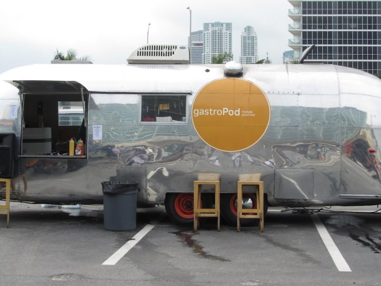 gastroPod Brought the Food Truck Revolution to Miami