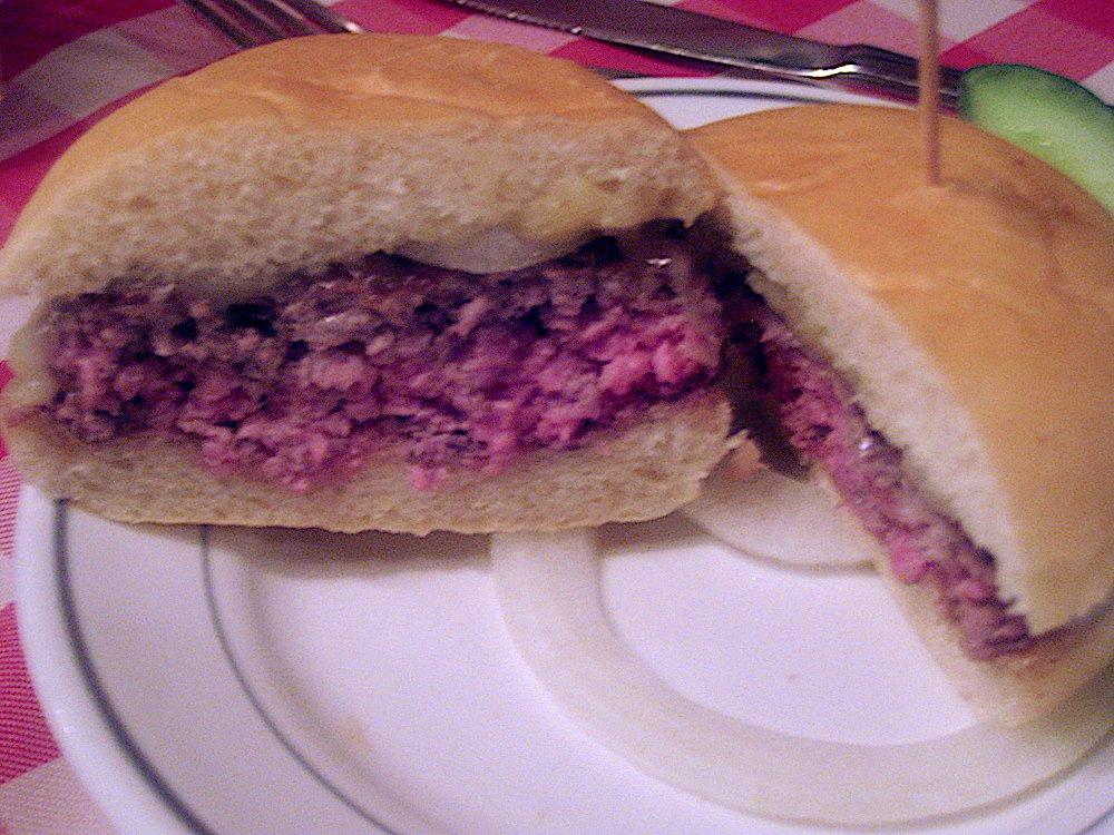 PJ Clarke's Burger