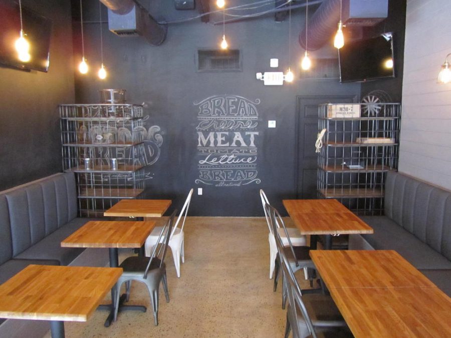 PINCHO Coral Gables just a few days before grand opening
