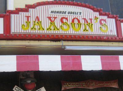 Go For The Patty Melt at Jaxson's Ice Cream Parlor