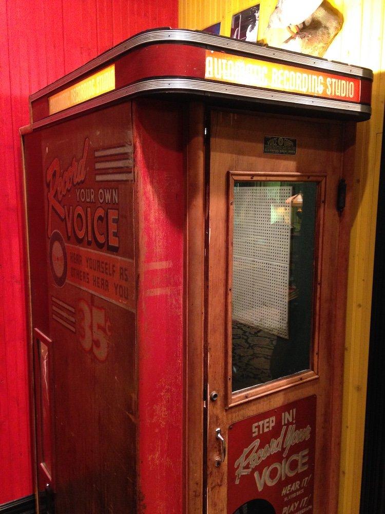 Record Your Voice Studio