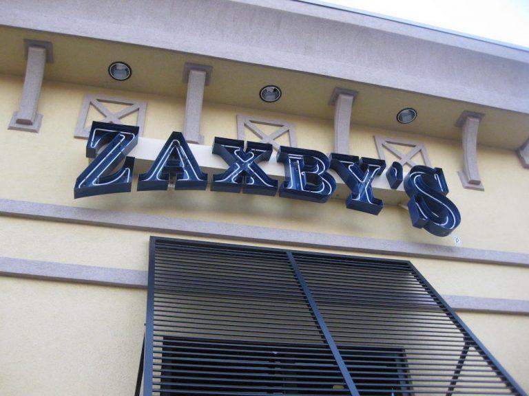 Zaxby's Chicken Fingers, Wings & Crinkle-Cut Fries