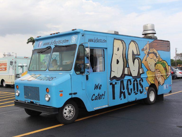 Caveman Comfort Food at BC Tacos Food Truck & BC Cafe