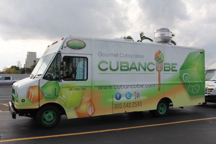 CUBANCUBE Food Truck