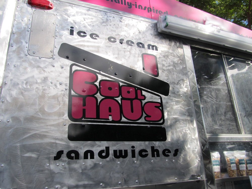 COOLHAUS Logo from the Miami Truck