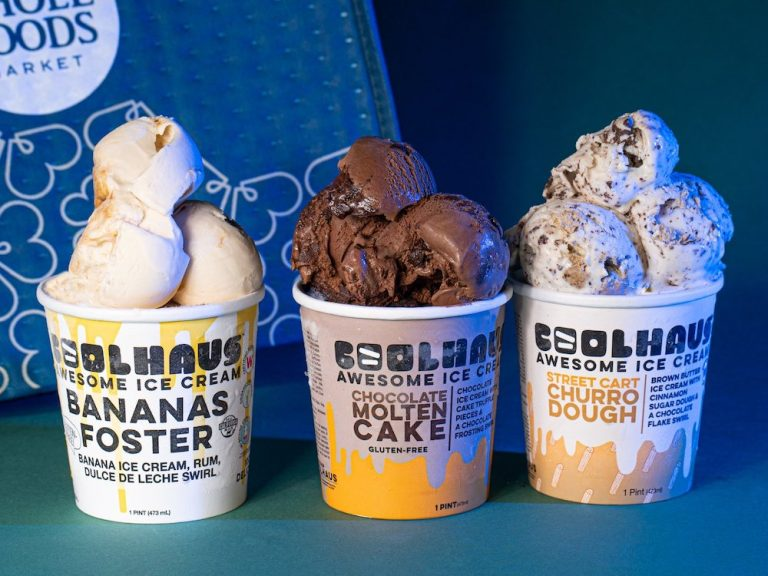 Coolhaus Ice Cream & Sammies now at a market near you