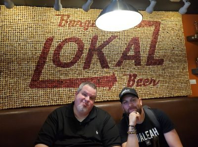 LoKal Burgers in Coconut Grove, Florida