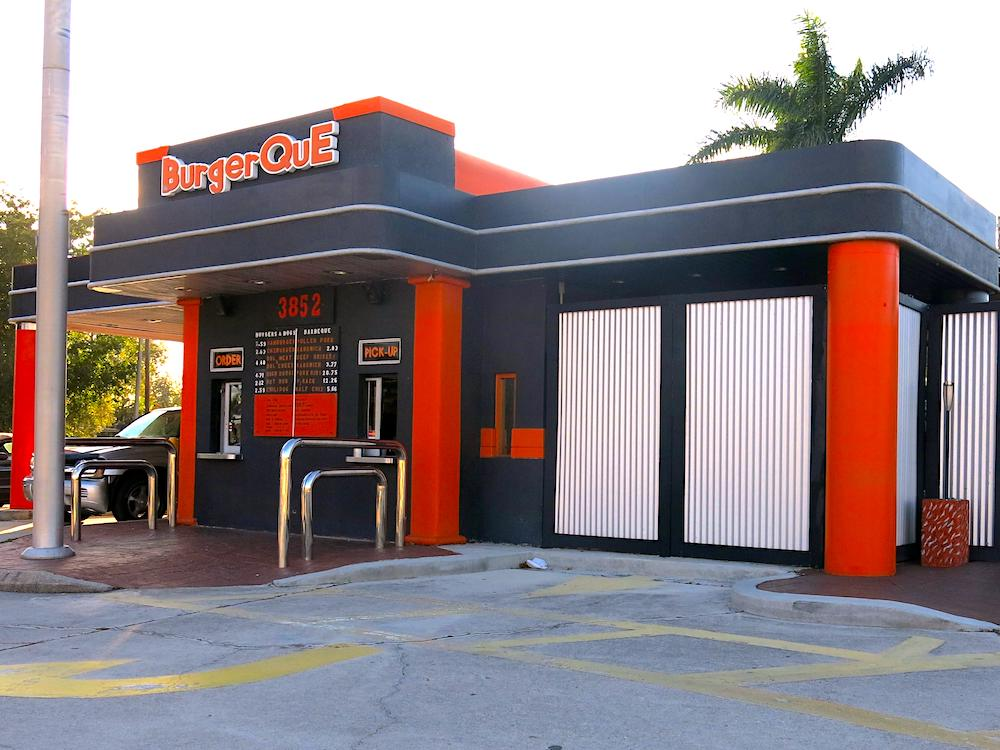 BurgerQue in Fort Myers