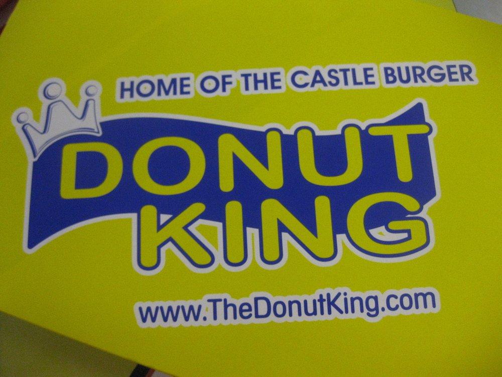 Donut King Box