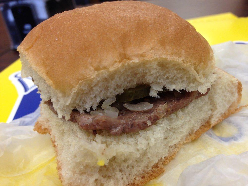 Donut King Castle Burger