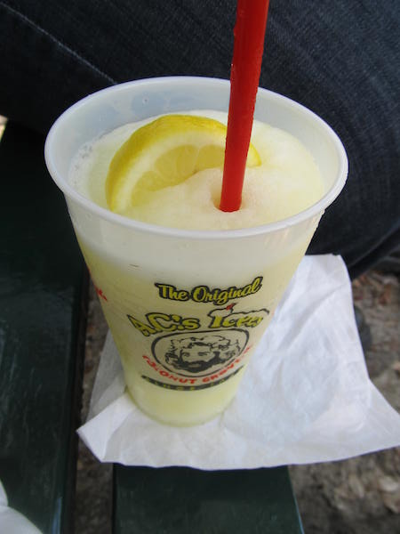 A.C.'s Icees - Coconut Grive, Florida