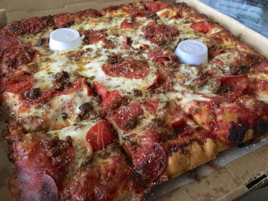 Joey's Pizza Sicilian Pizza