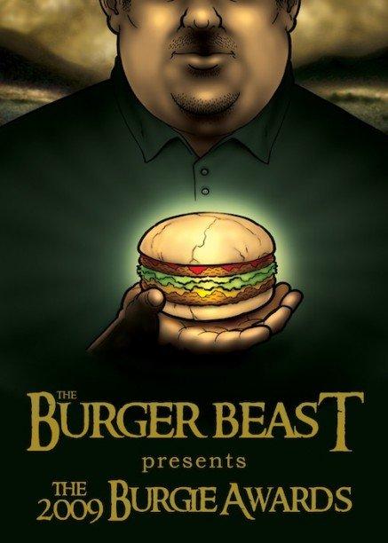Burgie Awards 2009 Poster