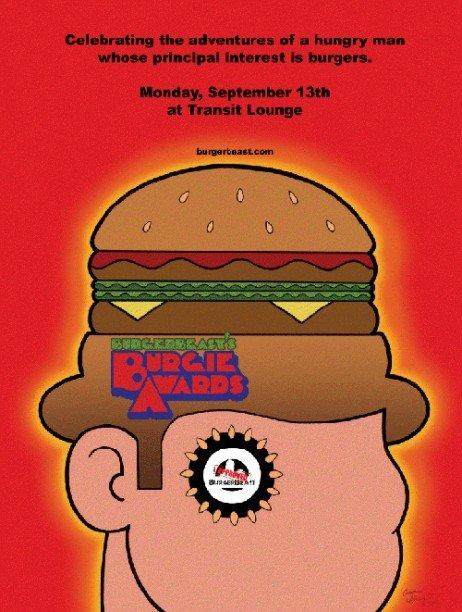 Burgie Awards 2010 Poster