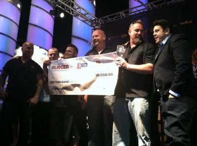 Lucky 13 named 2012 Best Burger in the World