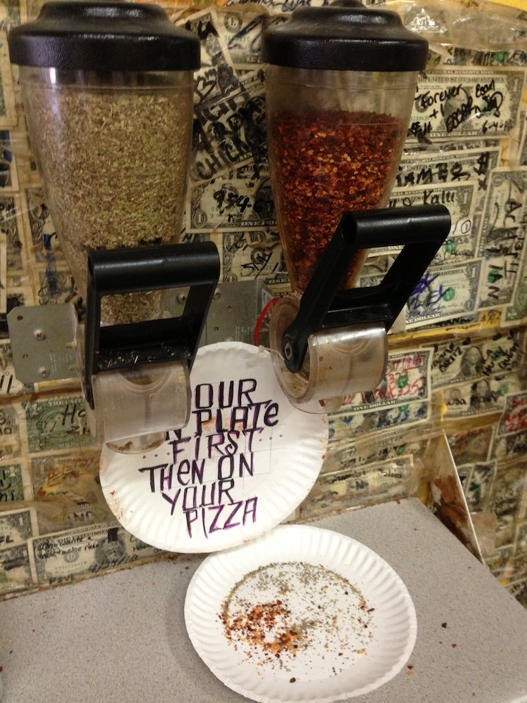 Self Serve Toppings