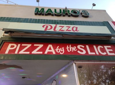 Grab a Slice from Mauro's Pizza in Hollywood