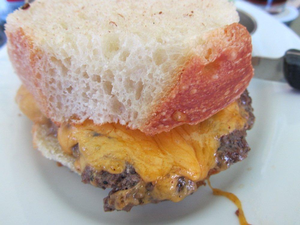 OB House Cheeseburger