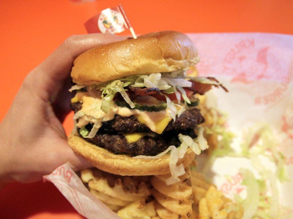 Clogger Burger
