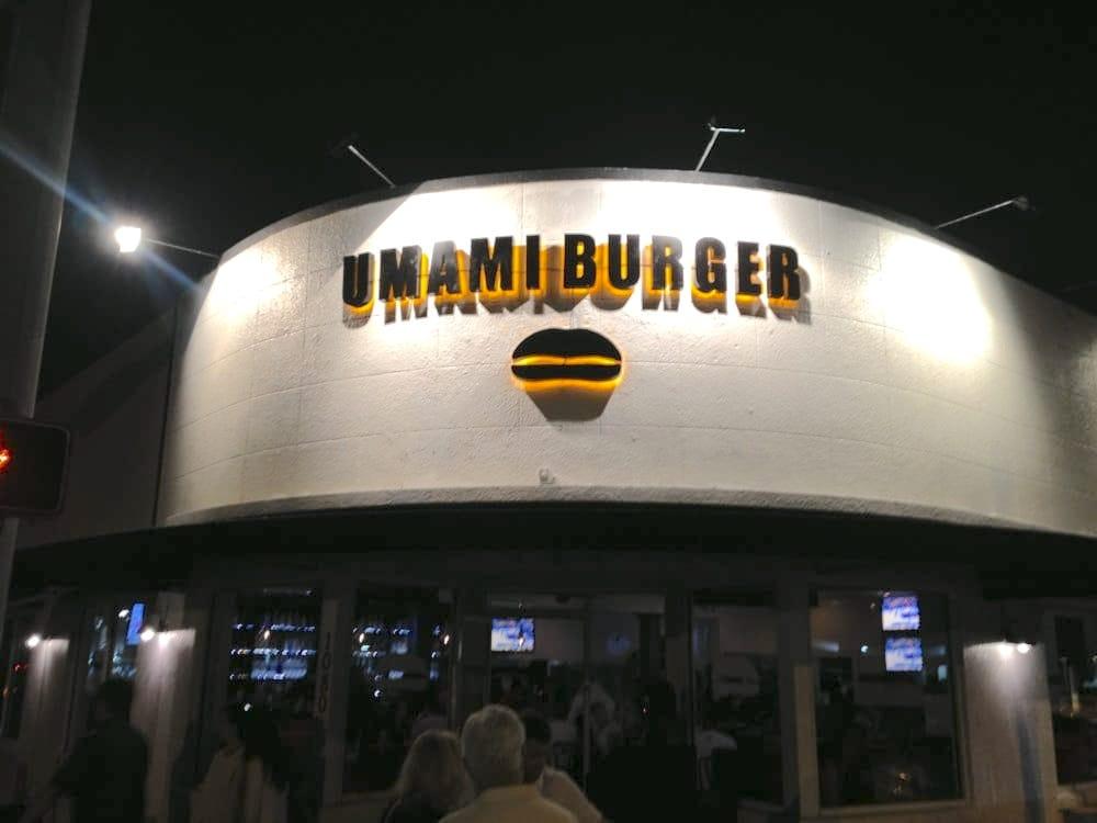 Umami Burger Miami Beach