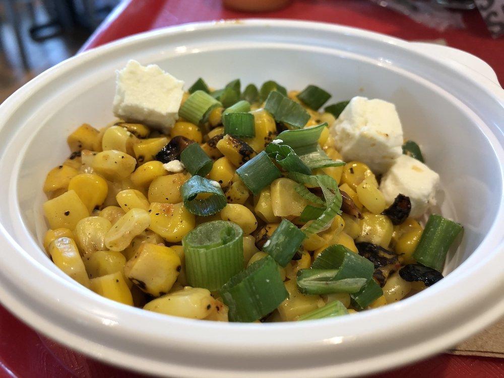 PDQ Lime Corn