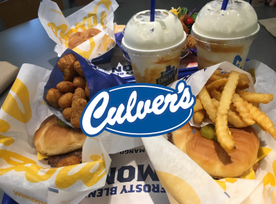 Culver's ButterBurgers & Cheese Curds Are Delicious