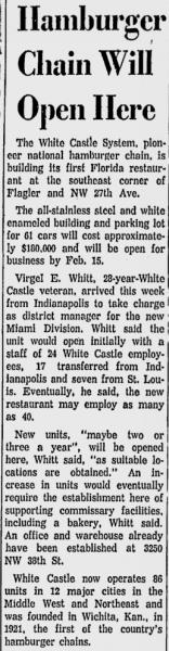Miami New 11-12-1958