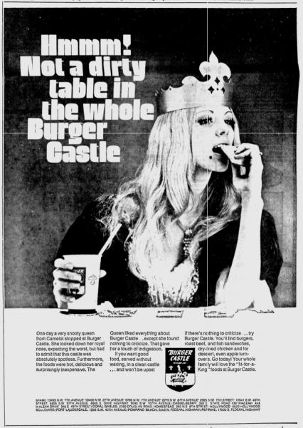 Miami News Ad - April 29th, 1971