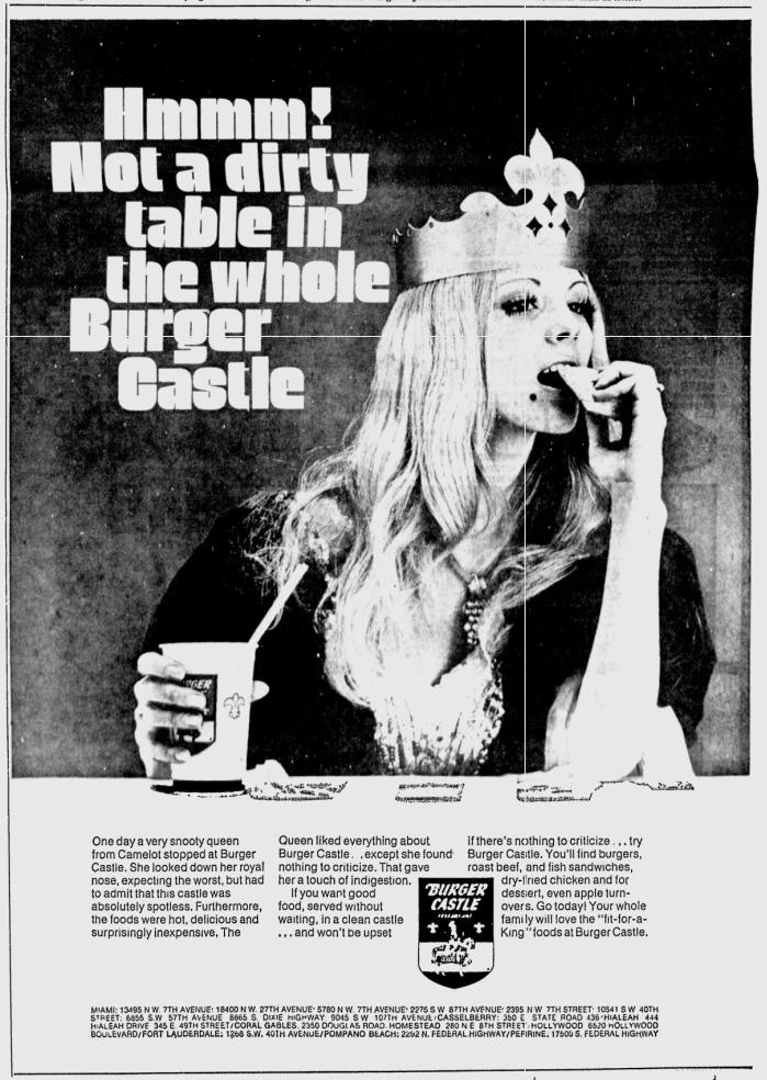 Miami News Ad – April 6th, 1971