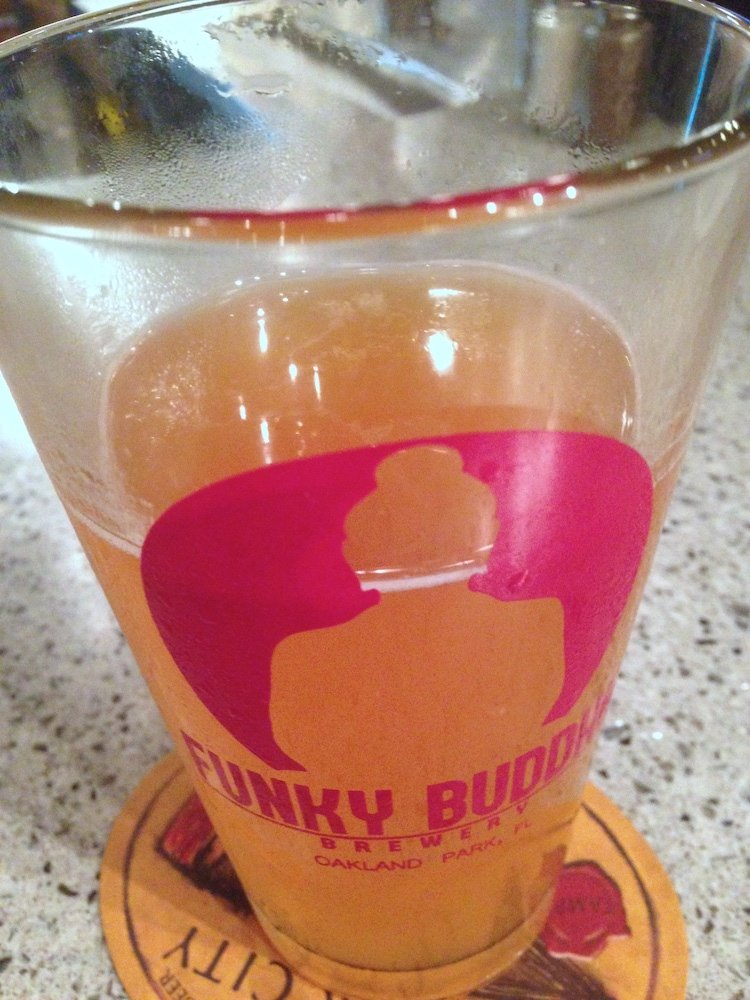 Funky Buddha Brew