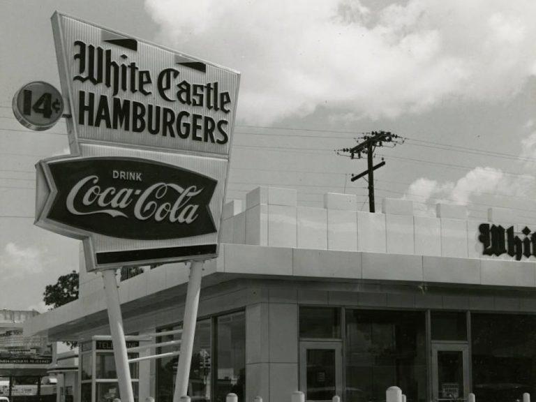 There were 2 White Castle Restaurant Miami Locations in 1958