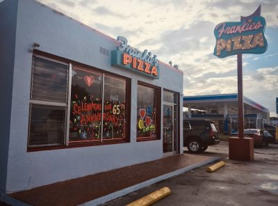 Frankie's Pizza is Miami's OG Pizza Joint